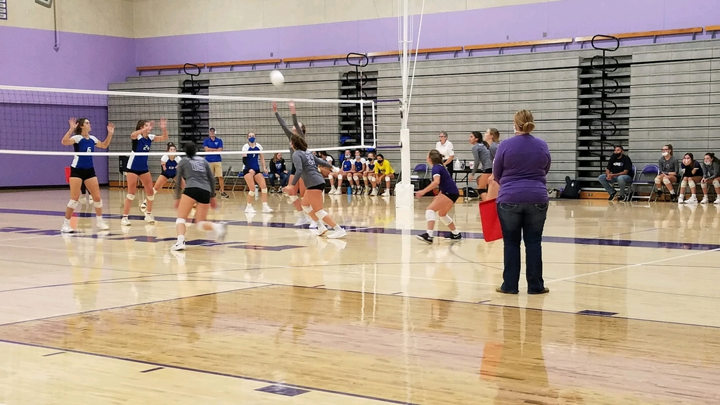 Volleyball vs Perry