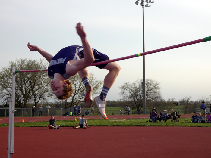 Kain high jumping
