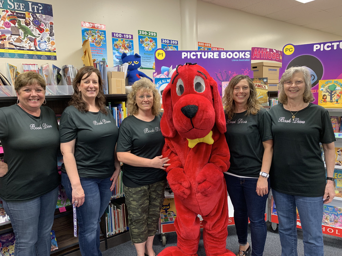 Clifford and Book Divas