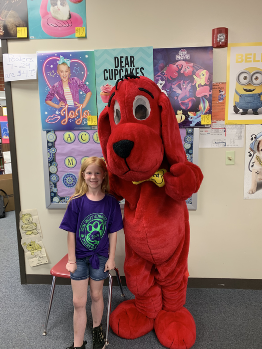 Kid and Clifford