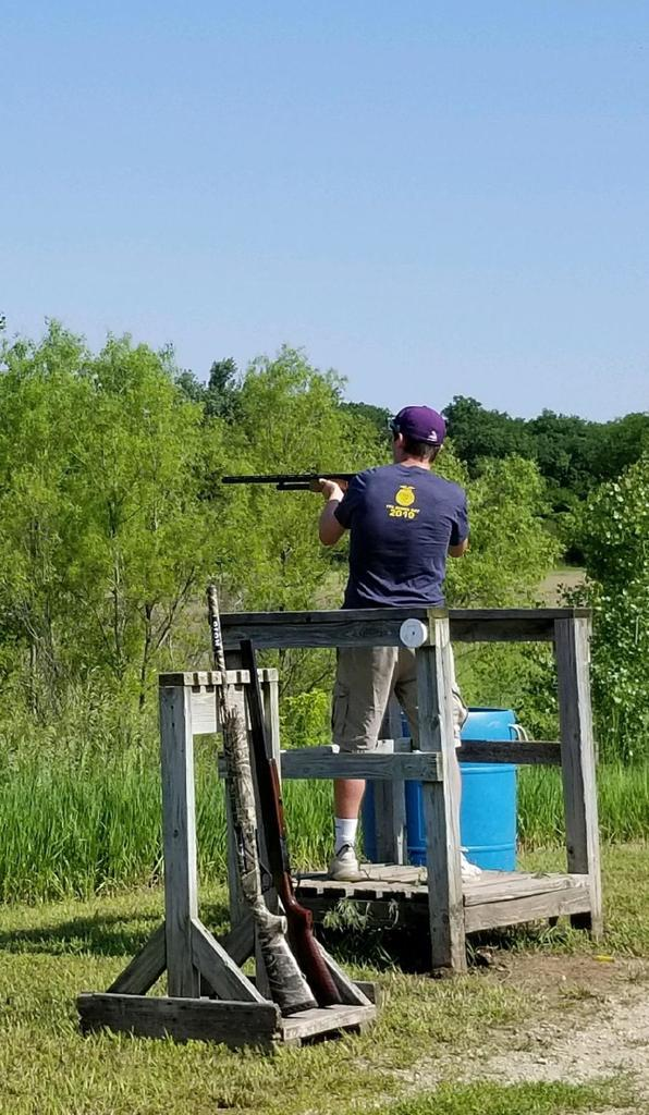 clay shoot