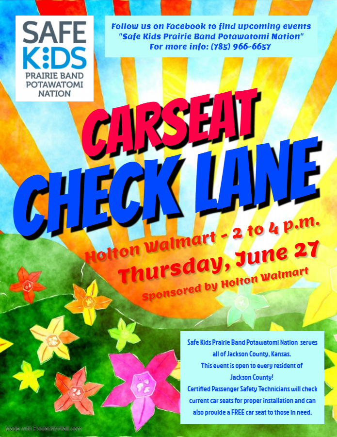 carseat check flier