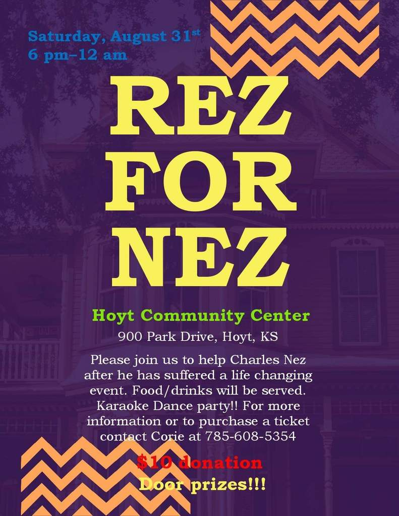 Rez for Nez flier