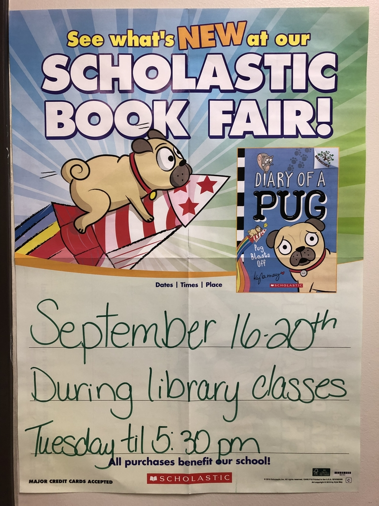 Book fair flier