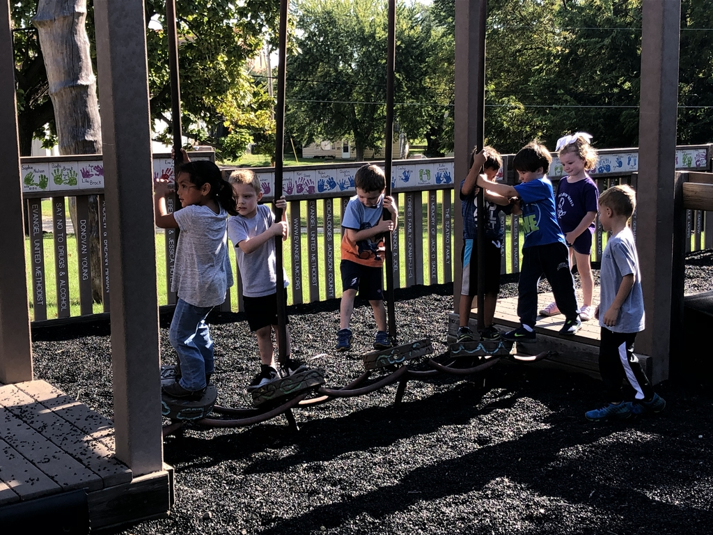 Preschool at the park