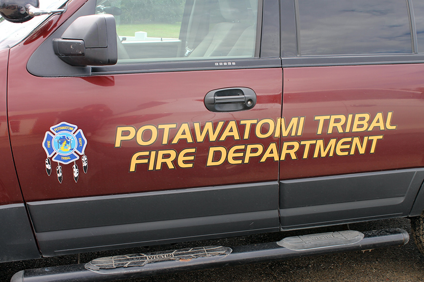 Potawatomi Tribal Fire Dept.