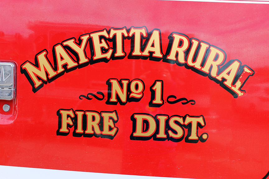 Mayetta Fire Dept