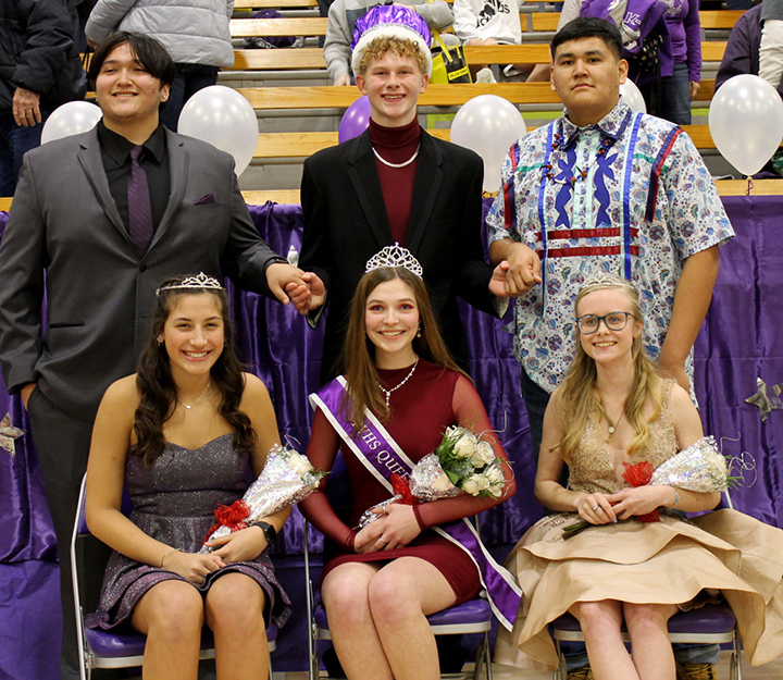 RVHS King and Queen of Courts