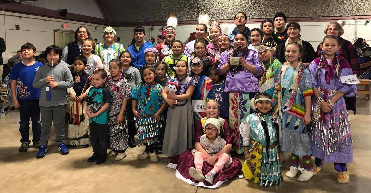 RV Native American Singers and Dancers