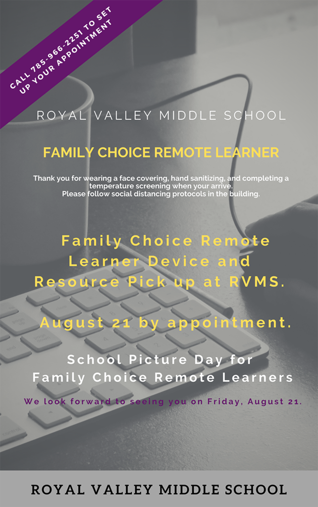 Chromebook Return flier